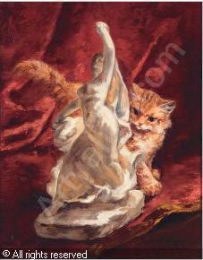 laur-marie-yvonne-yo-1879-1943-cat-and-dancer-1747537-500-500-1747537